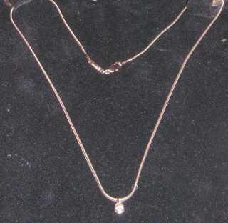 5f1d2aa3dddc Fotografía  Proponga a vender Joya preciosa Con diamante - Mujer