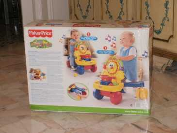 Fotografía: Proponga a vender Encendedore TRICICLO FISHER PRICE