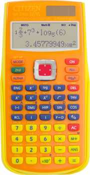 Fotografía: Proponga a vender Calculadoras CITIZEN - CALC. SCIENTIFIQUE CITIZEN SR-270X LOL YL COLLECTO