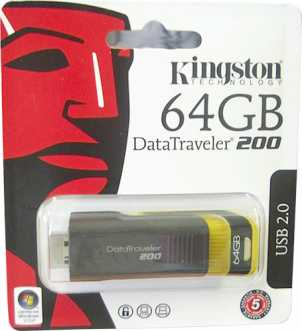 Fotografía: Proponga a vender Disco duro KINGSTON - CLE USB 64 GB KINGSTON
