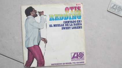 Fotografía: Proponga a vender Disco de 45 revoluciones POP, rock, folk - OTIS REDDING