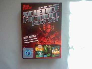 Fotografía: Proponga a vender DVD Ciencia ficción - Extraterrestres - ULTIMATIVE SCIENCE FICTION BOX SET