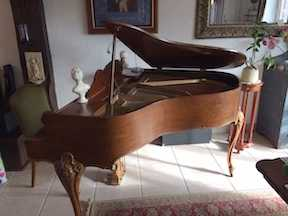 Fotografía: Proponga a vender Piano quart-de-q STORY AND CLARK - 80TH ANNIVERSARY EDITION