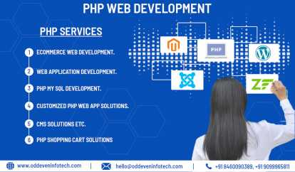 Fotografía: Proponga  PHP APPLICATION DEVELOPMENT COMPANY INDIA | PHP DE - GANDHINAGAR