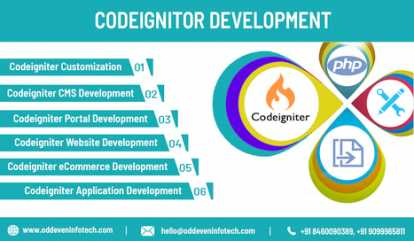 Fotografía: Proponga  PRIME CODEIGNITER DEVELOPMENT SERVICES IN INDIA - AHMEDABAD