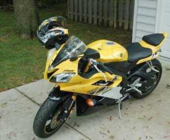 Thundercat Federal on Proponga A Vender Moto 600 Cc   Yamaha   Yzf R Thunder Cat  2 800 Usd