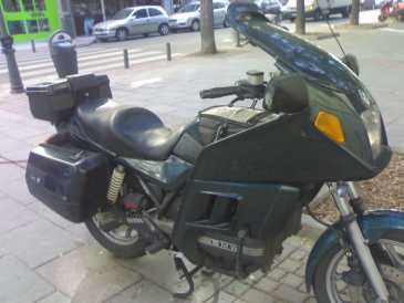 leer un anuncio proponga a vender moto 1000 cc bmw k100. Black Bedroom Furniture Sets. Home Design Ideas